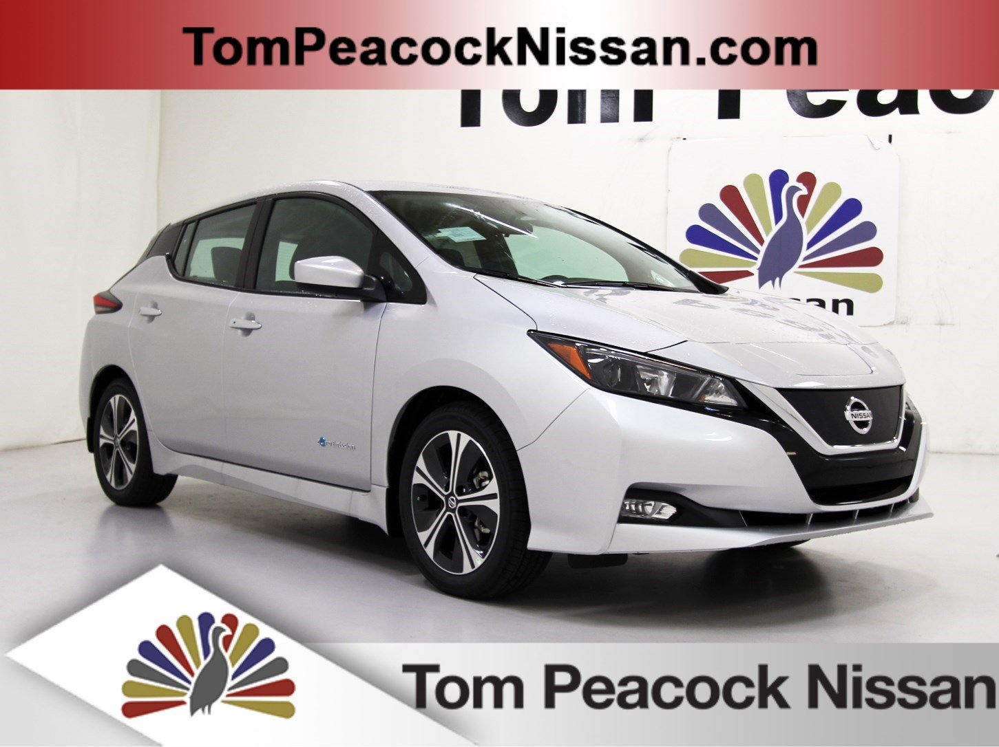 New 2019 Nissan Leaf Sv Hatchback In Houston N90310 Tom Peacock