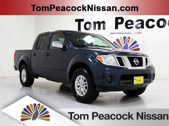 Certified Pre Owned 2017 Nissan Frontier Sv V6