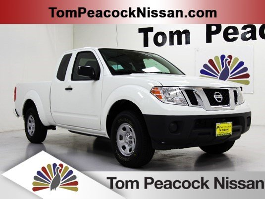 New 2018 Nissan Frontier S Extended Cab Pickup In Houston N81591