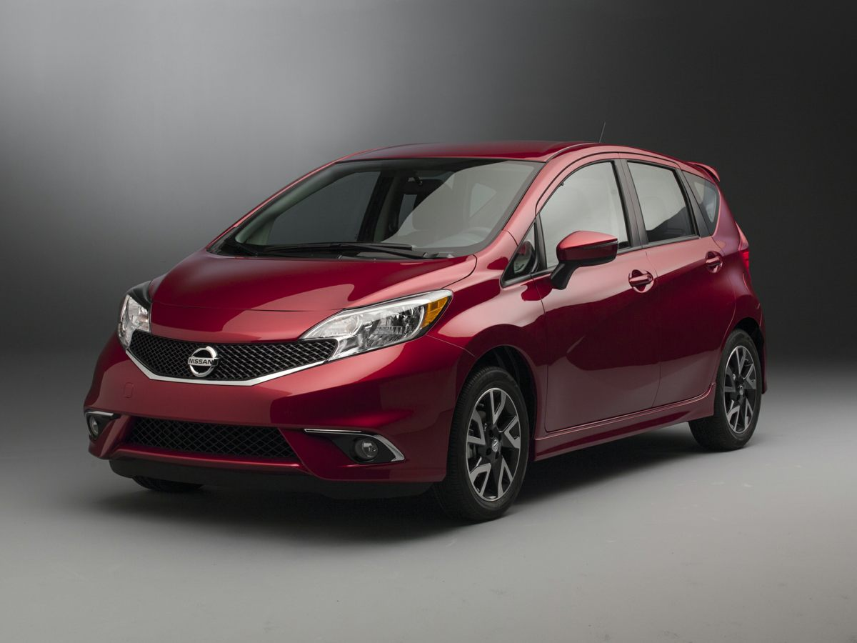 Pre-Owned 2016 Nissan Versa Note