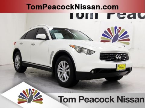 Pre-Owned 2010 INFINITI FX35 Base