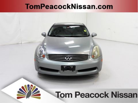 Pre-Owned 2004 INFINITI G35 Coupe w/Leather